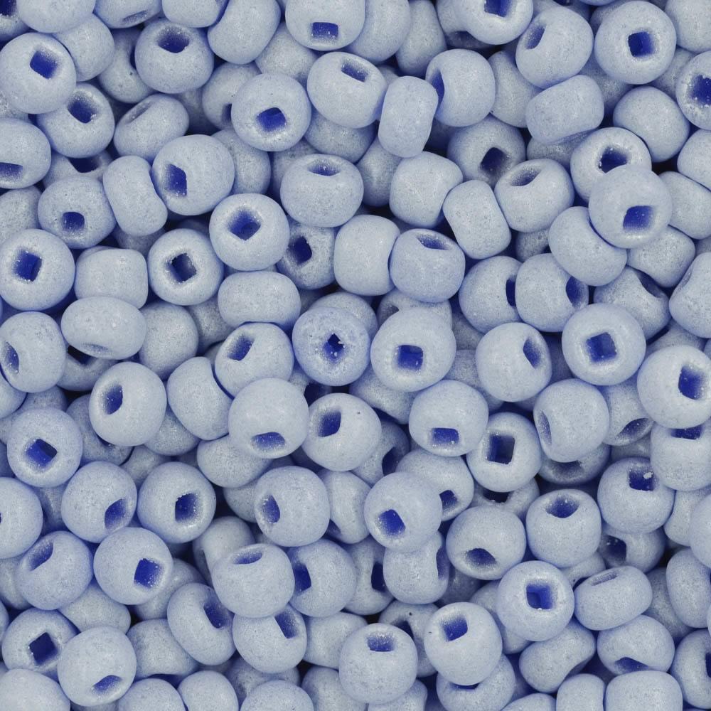 Miçanga Safira Candy Color Transparente T Lustroso Color by 33001L 7/0 = 3,5mm