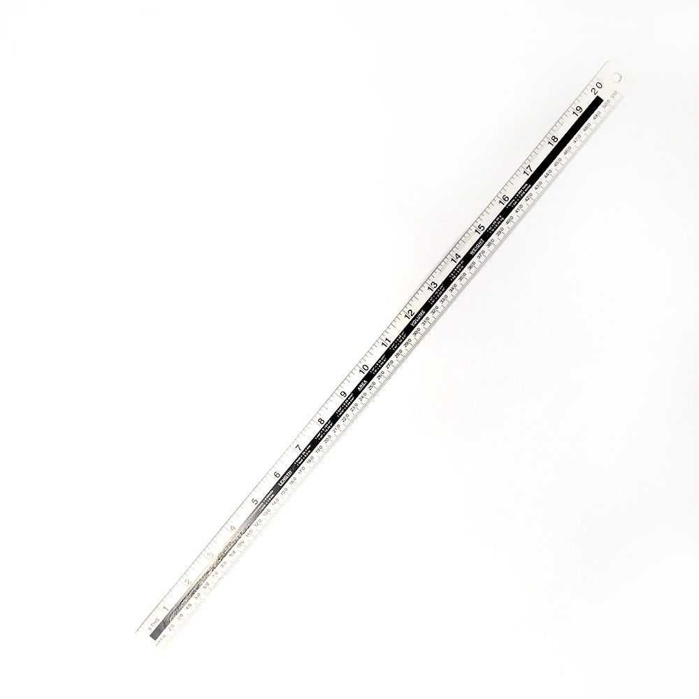 Régua Alumínio 50cm - Apex - 942050