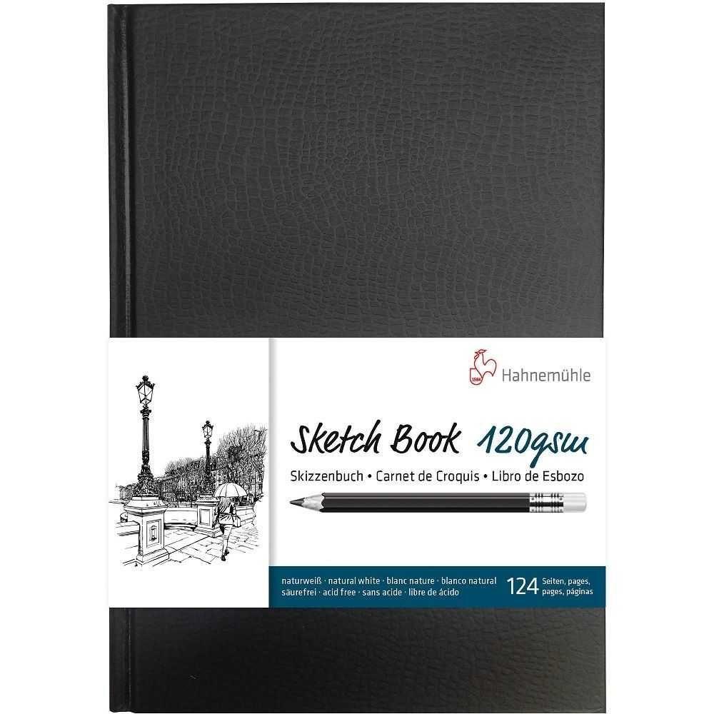 Sketchbook Hahnemühle - 120g/m² A4