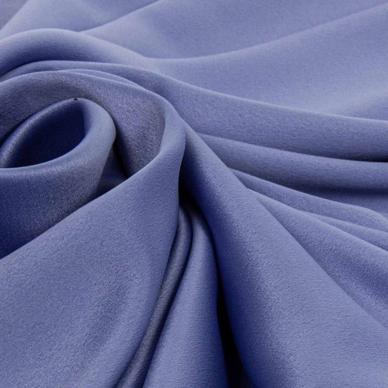 Tecido Crepe Amanda Cor Azul Serenety