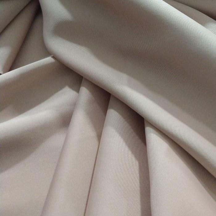 Tecido Crepe Armani Pele de Pêssego (Nude)