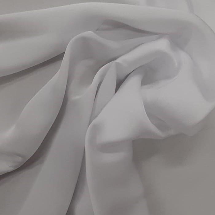 Tecido Crepe Bianchini Branco