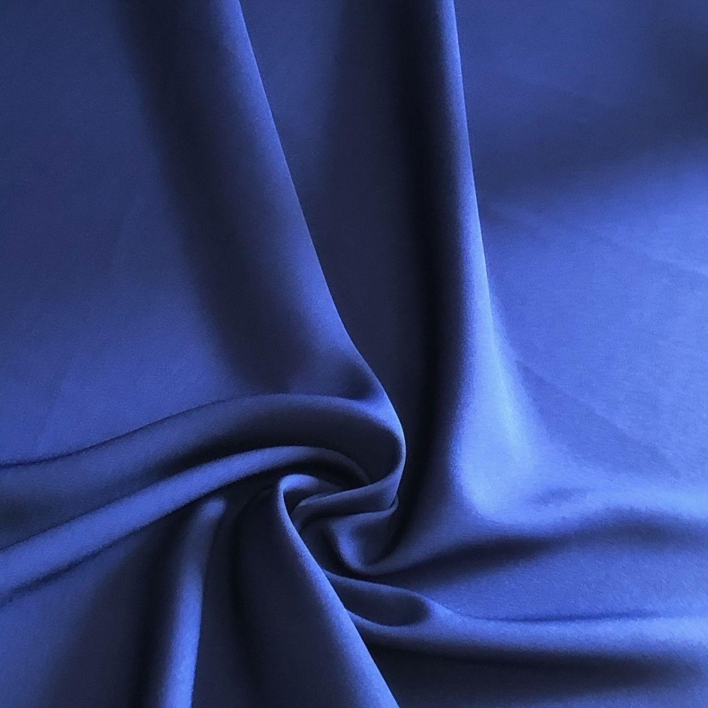 Tecido Crepe de Alfaiataria Maximus Azul Marinho