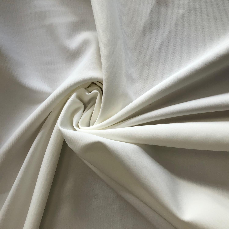 Tecido Crepe de Alfaiataria Maximus Off White