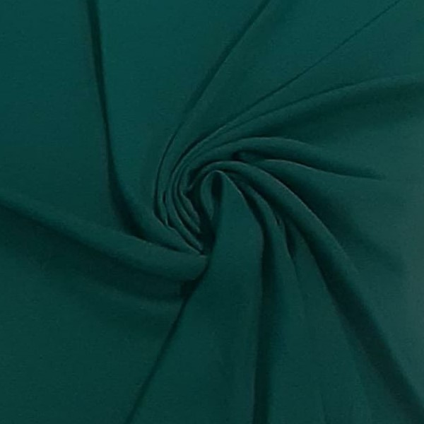 Tecido Crepe Georgette Verde Musgo