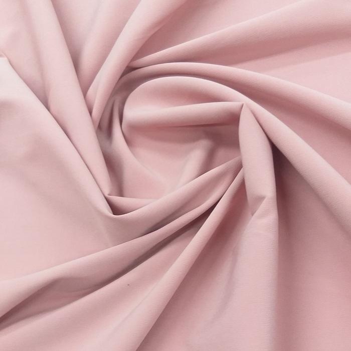 Tecido Crepe Milão Rosé