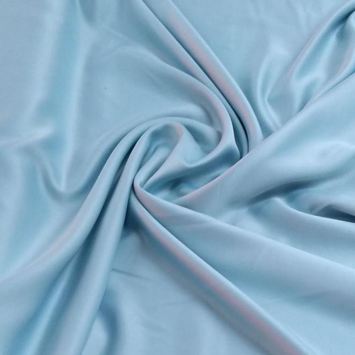 Tecido Crepe Provence Azul