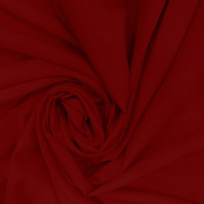 Tecido Crepe Salina Span Vermelho
