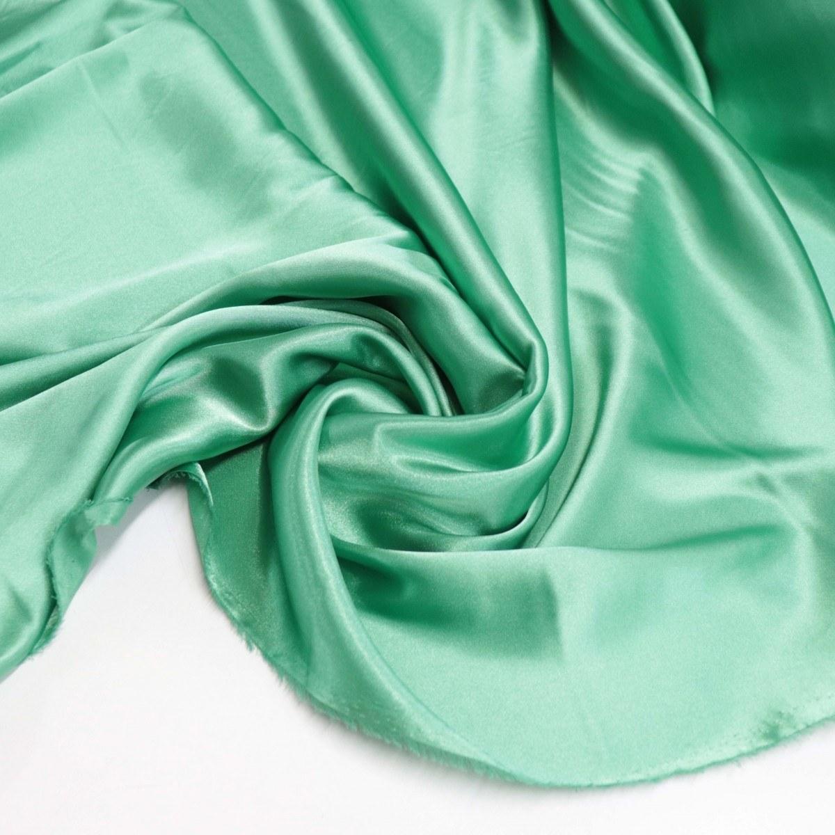 Tecido Crepe Silk Verde Chá