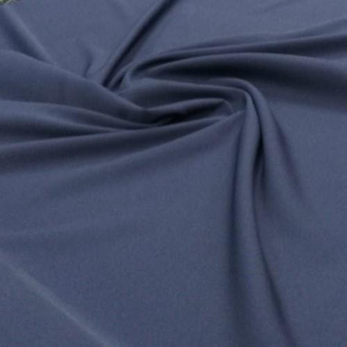 Tecido Crepe Valentino Azul Marinho - Pantone 19-3933tpg
