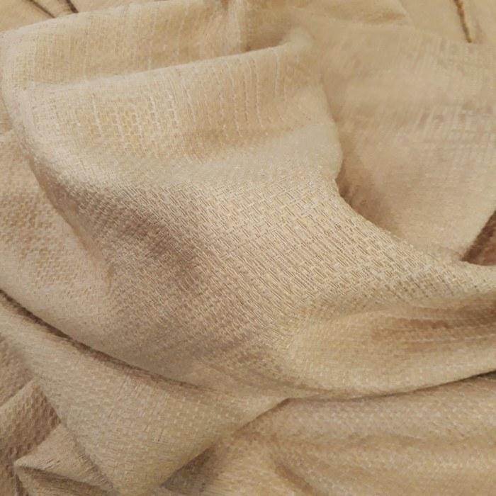 Tecido Lã tweed cor caramelo