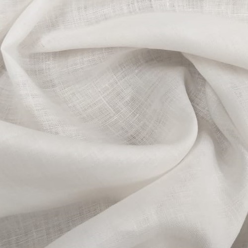Tecido Linho Off White
