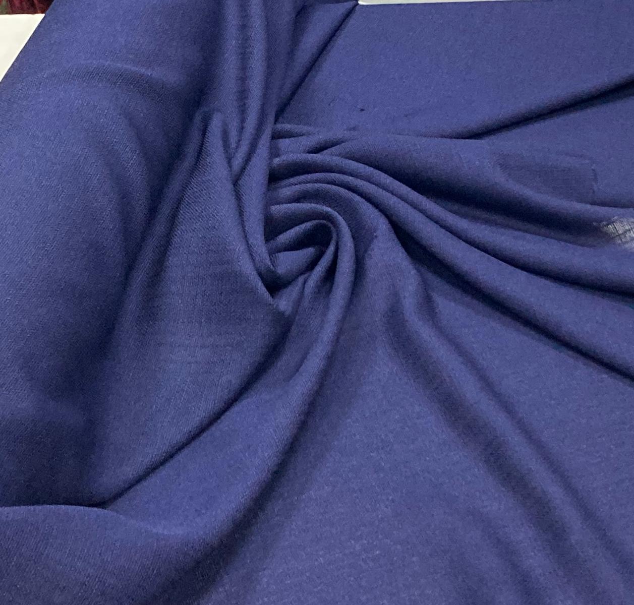 Tecido Linho Verano Azul Marinho