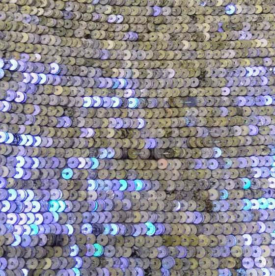 Tecido Paetê Indiano Prata Furtacor