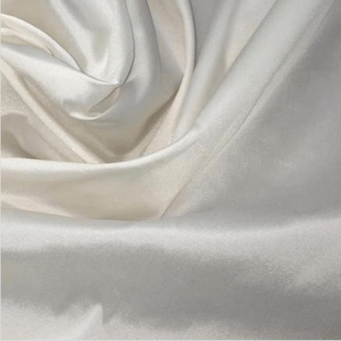 Tecido Tafetá Toque de Seda Off White