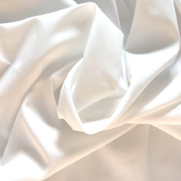 Tecido Tricoline 100% Algodão Off White