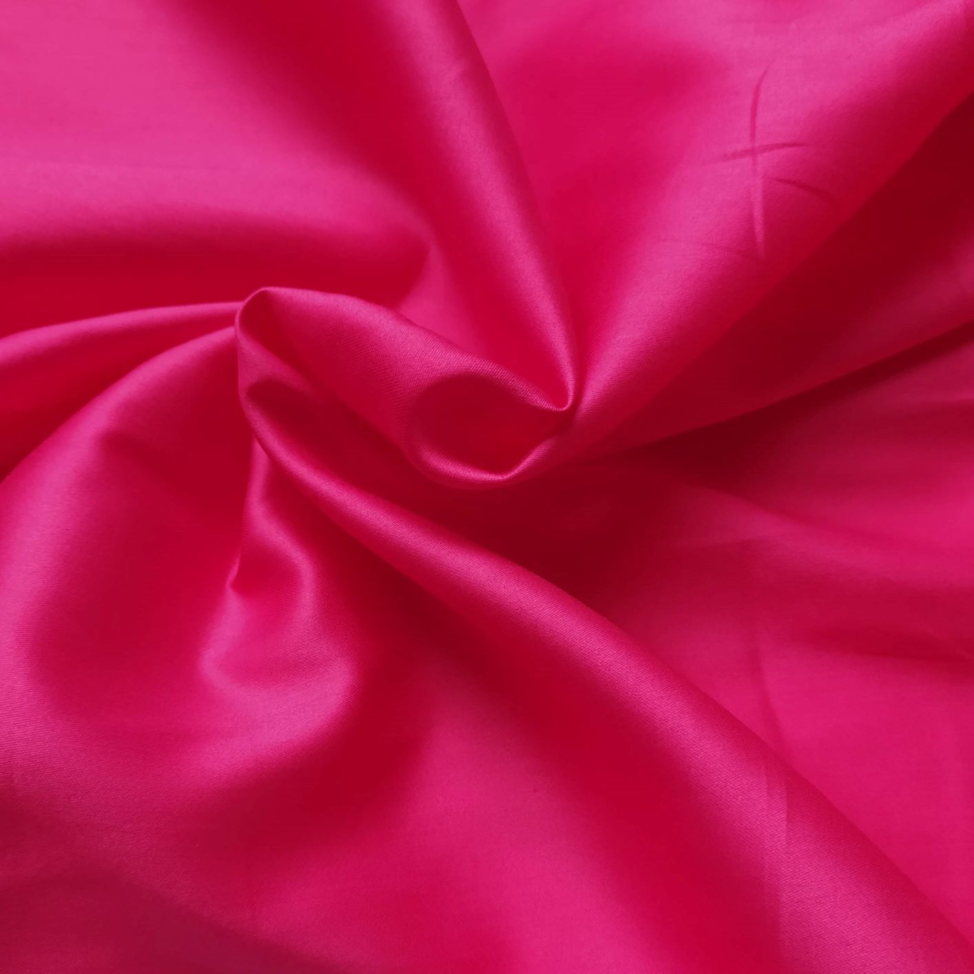 Tecido Tricoline Acetinada Fio 80 Pink
