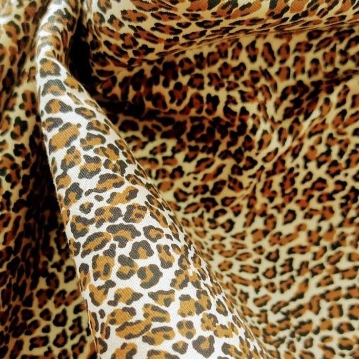 Tecido Tricoline Coleção Animal Print