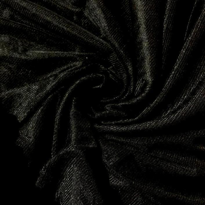 Tecido Tule de Malha Preto