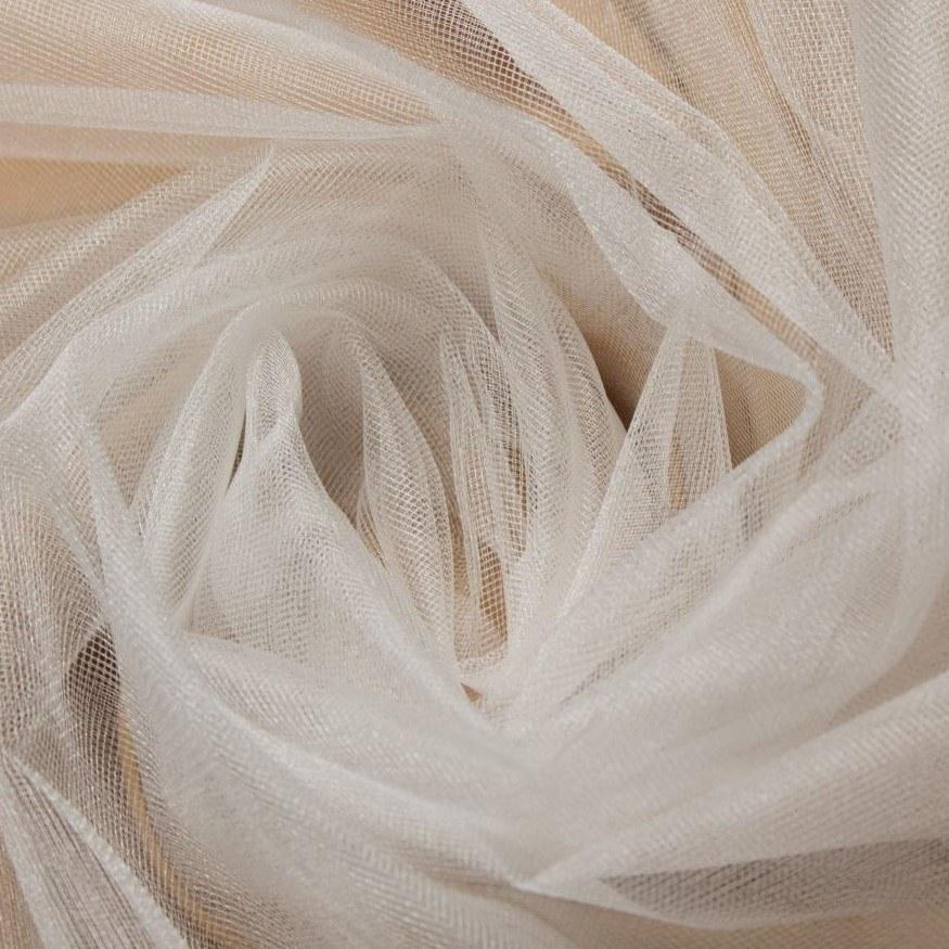 Tecido Tule Invisível Branco