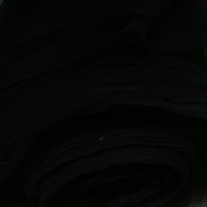 Tecido Tule Invisível Preto