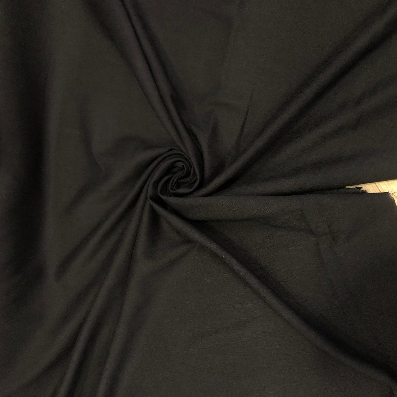 Tecido Viscolinho Preto