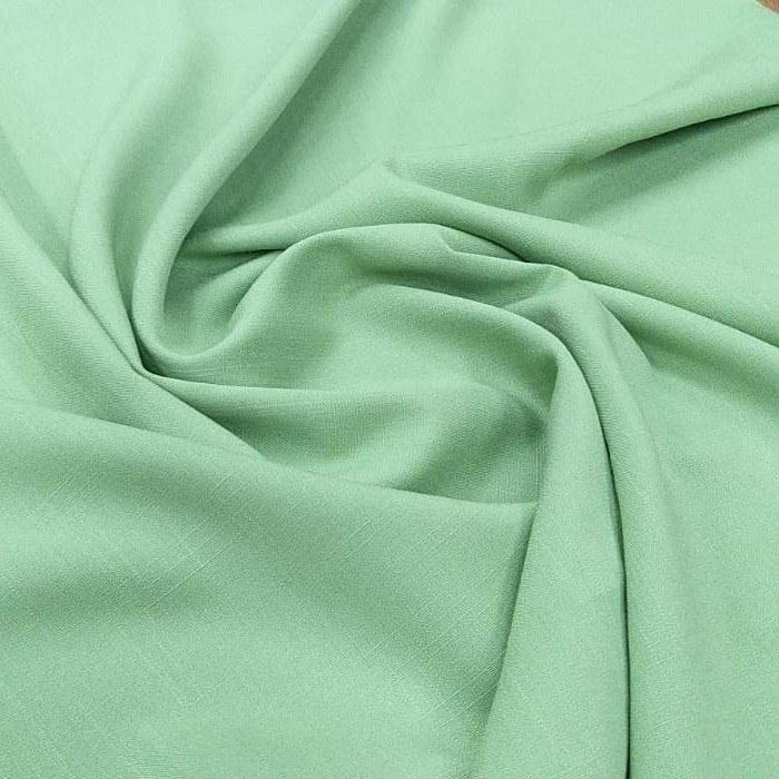 Tecido Viscolinho Verde Pistache