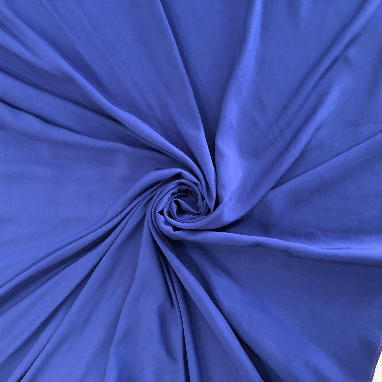 Tecido Viscose Lisa Azul Marinho