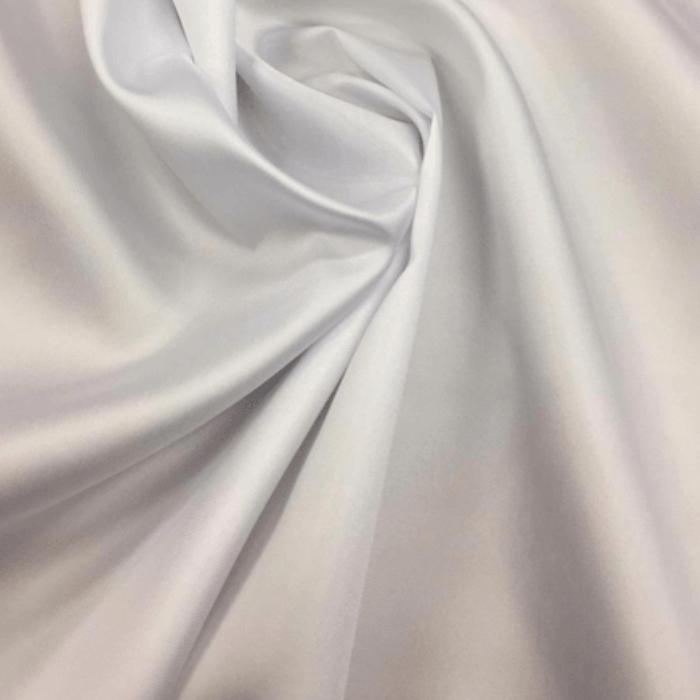 Tecido Zibeline de Poliéster Off White