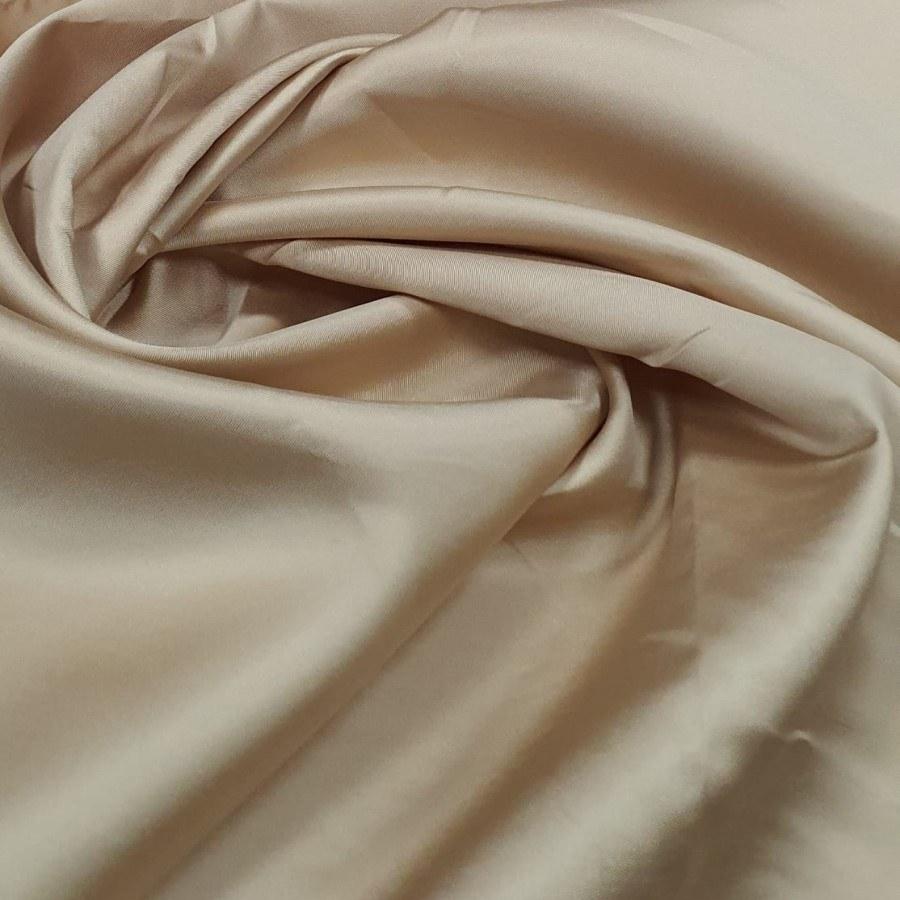 Tecido Zibeline Lisa Dourado Claro