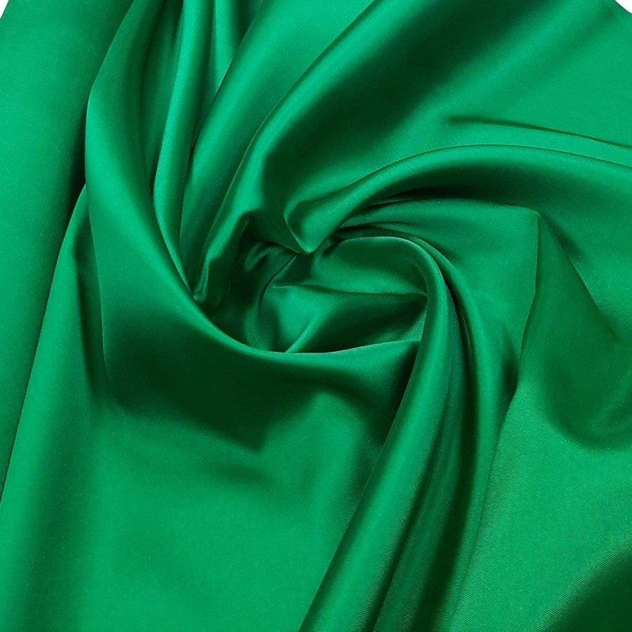 Tecido Zibeline Lisa Verde Bandeira
