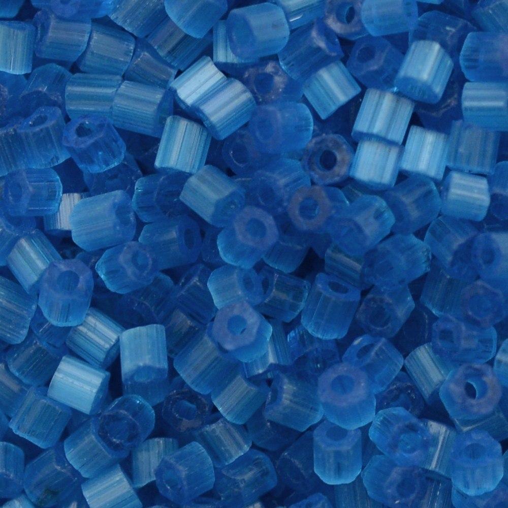 Vidrilho Preciosa® Ornela Água Transparente Seda (65021) 2x9/0=2,6mm 100 gr