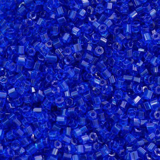 Vidrilho Preciosa® Ornela Royal Transparente T (60100) 2x9/0=2,6mm 100 gr