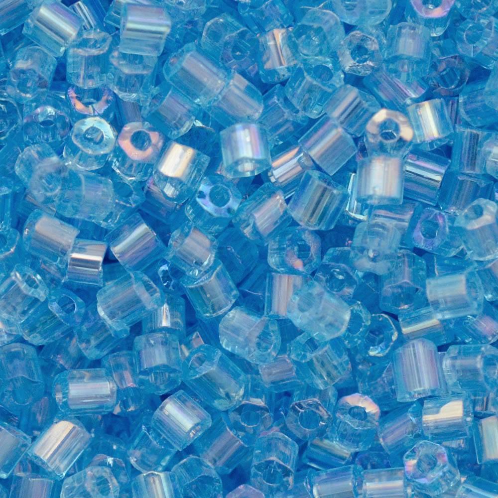 Vidrilhos Jablonex Água Transparente T Aurora Boreal 61010 2x9/0=2,6mm