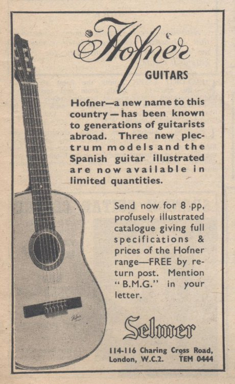 Hofner Guitars - 1952 advertisement.JPG