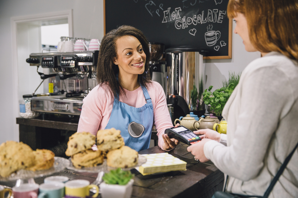 How to accept credit card payments for your small business.
