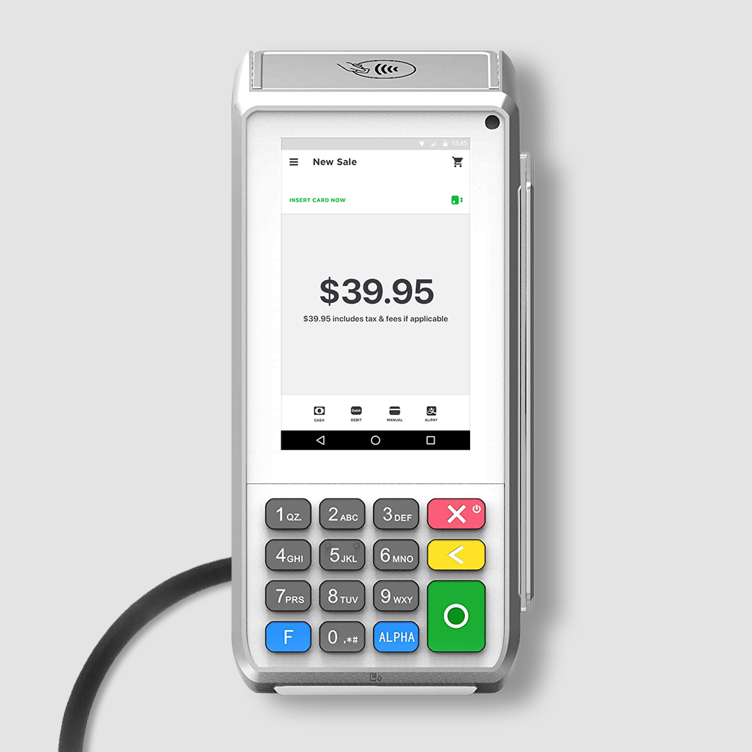 Ridin Solo! Meet the Payanywhere Smart Keypad.