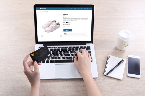Growing your online sales with an ecommerce payment solution.