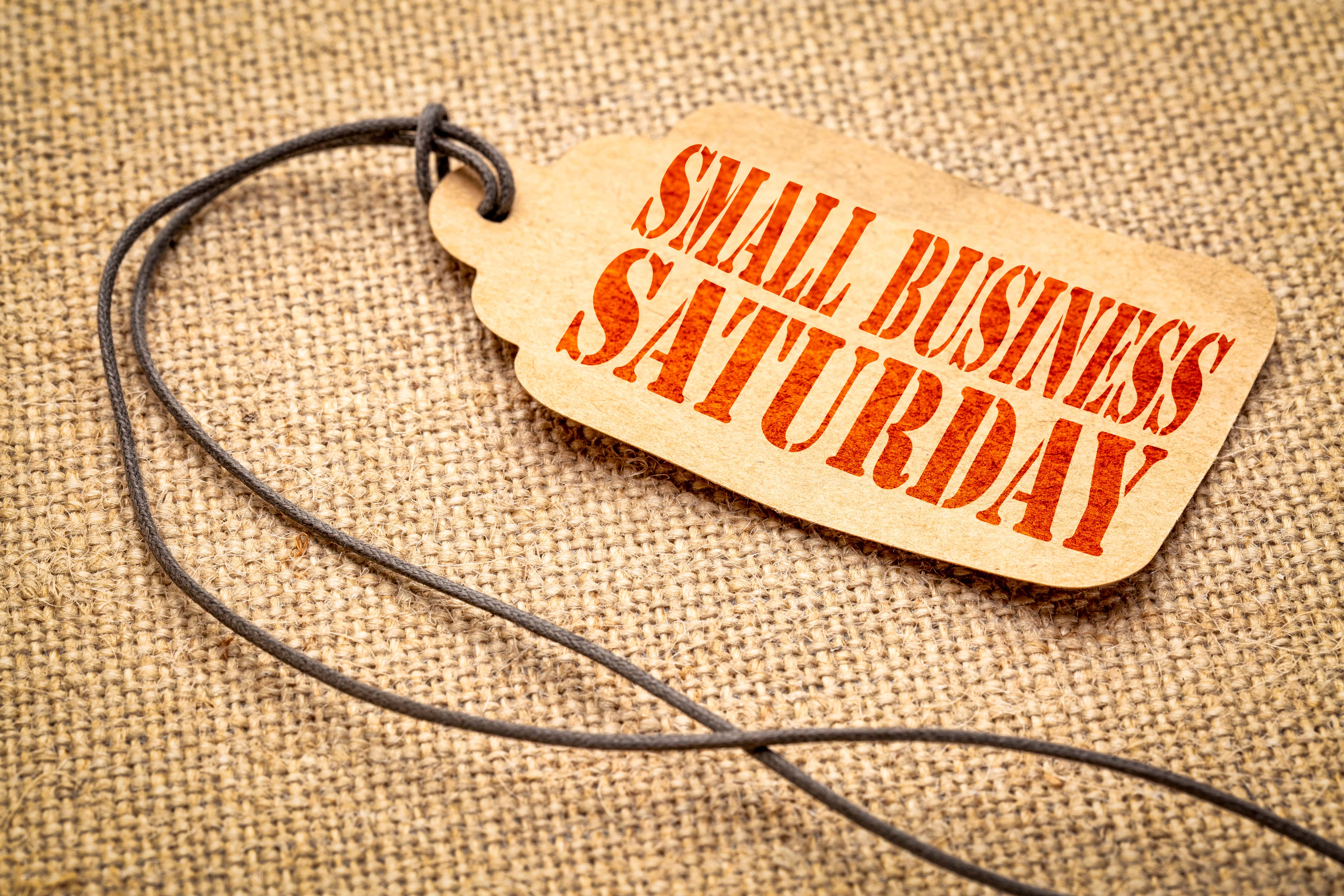 The importance of Small Business Saturday.