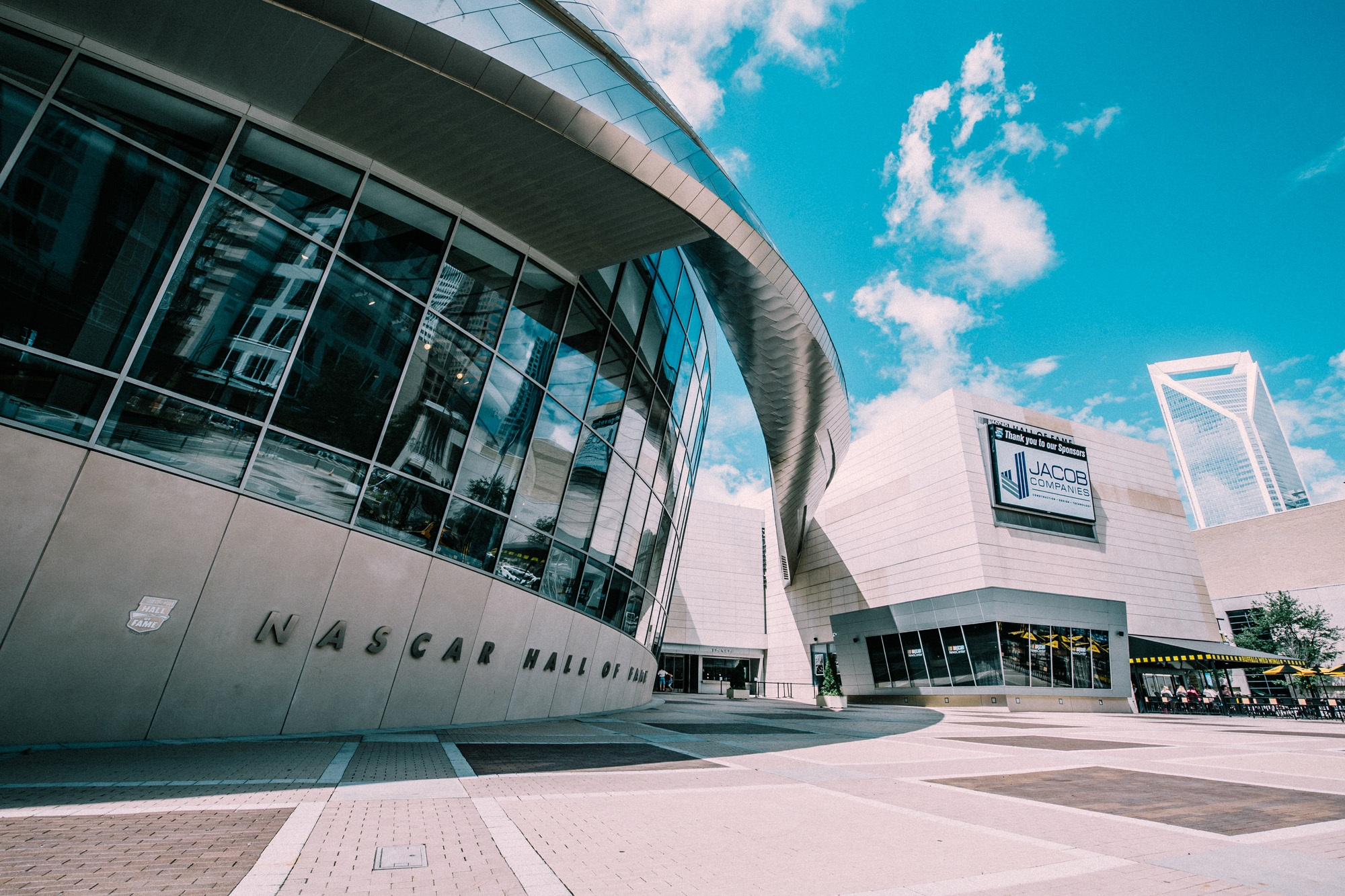 NASCAR Hall of Fame | Charlotte, NC | Our Sport. Our House.