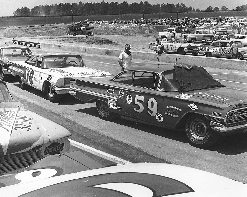 Six Hall of Fame Memories from Atlanta Motor Speedway