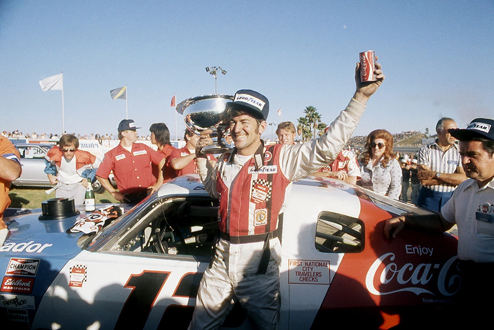 California Controversy: Bobby Allison's Illegal Engine