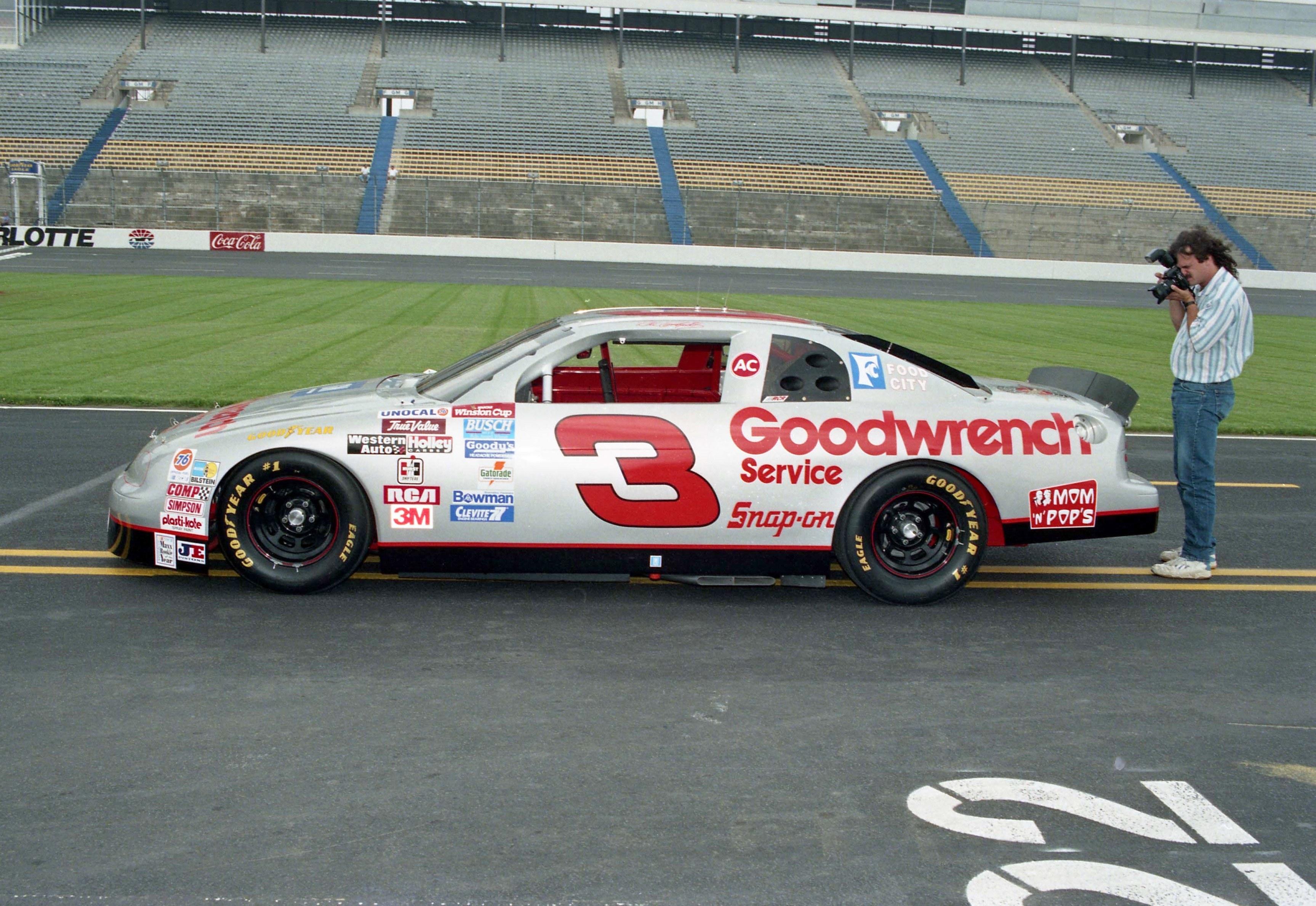 When Dale Earnhardt Shocked the NASCAR World