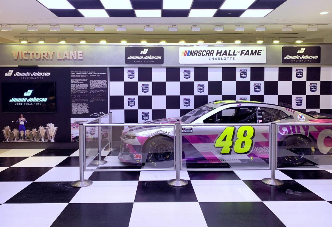Jimmie Johnson: One Final Time