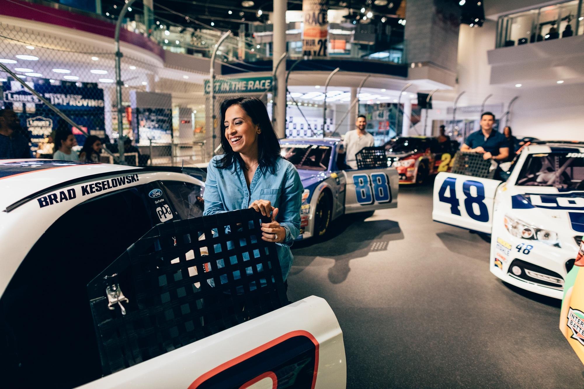 Inside NASCAR & Heritage Speedway