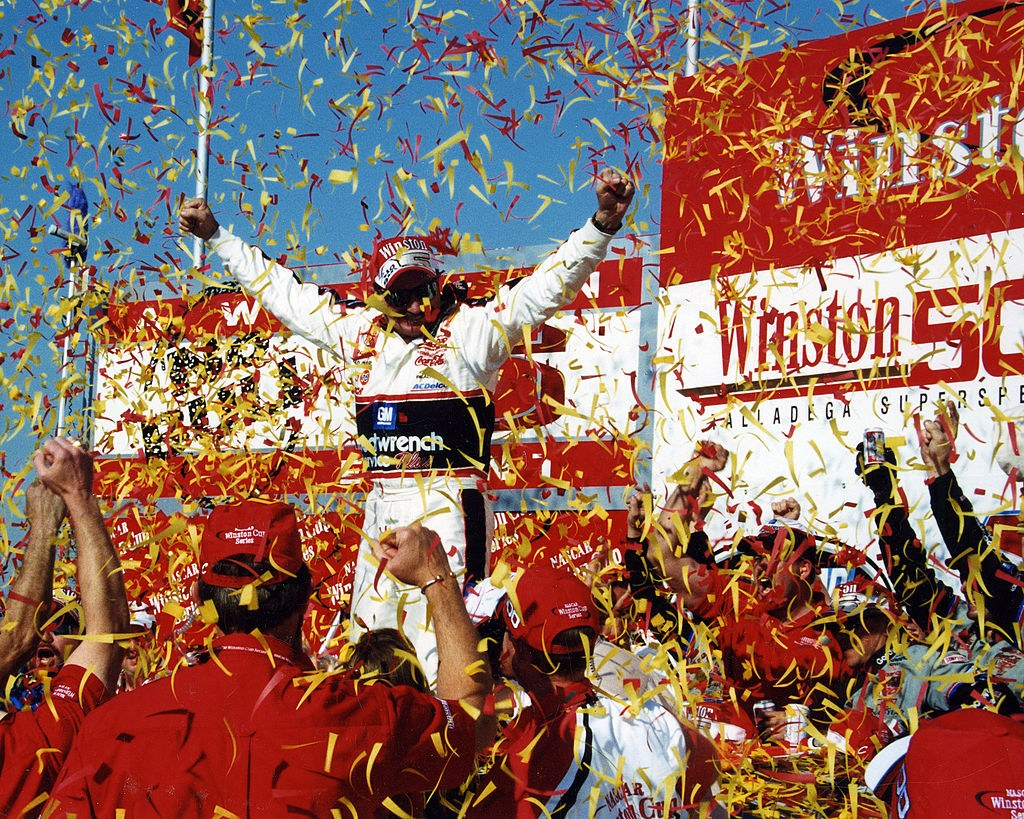 Five Hall of Fame Worthy Moments: Talladega Superspeedway