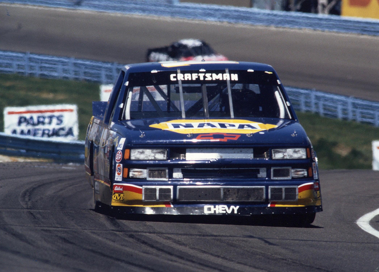 Setting the Truck Series Standard: Ron Hornaday Jr.