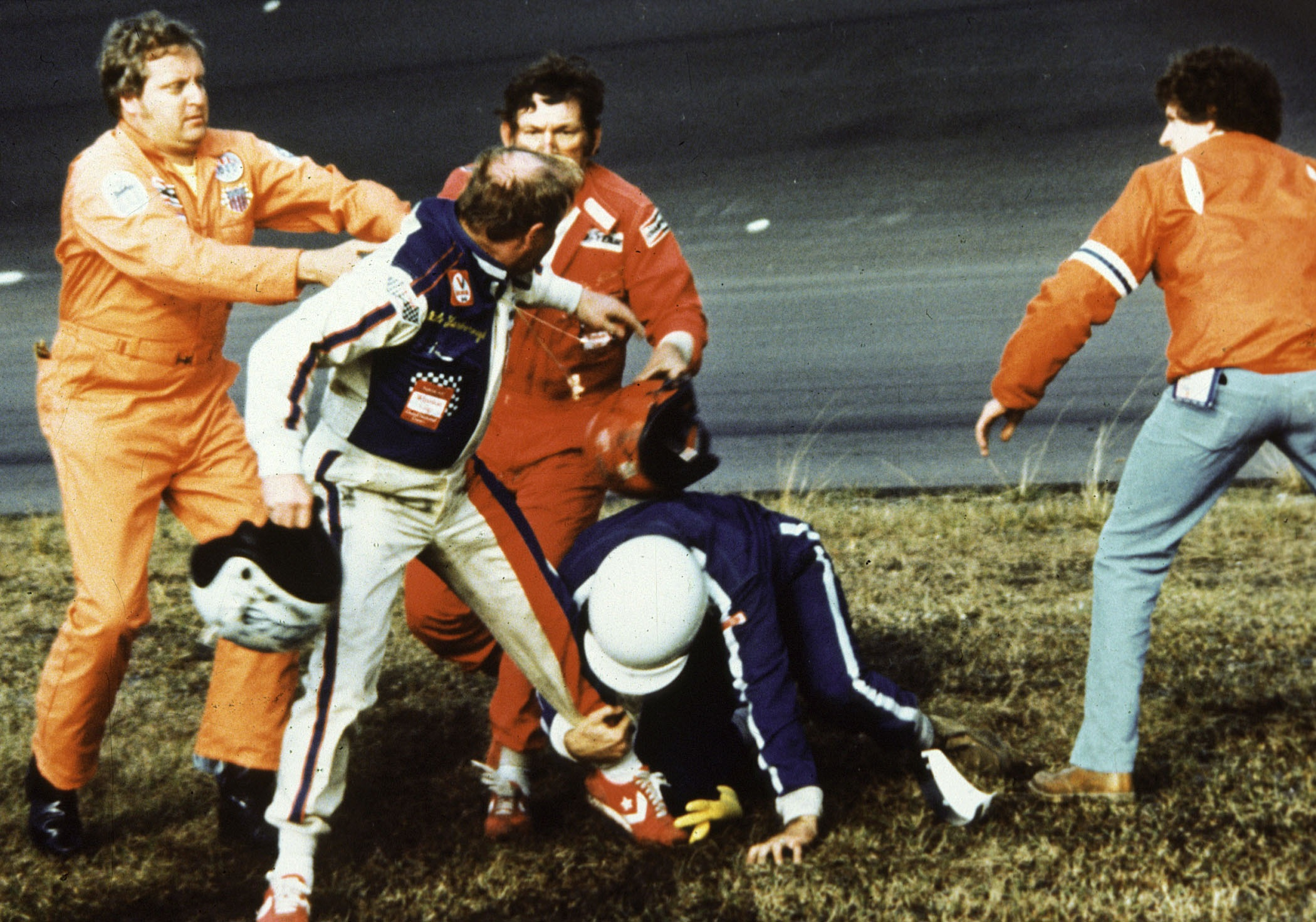 Squier's Legendary Daytona 500 Call