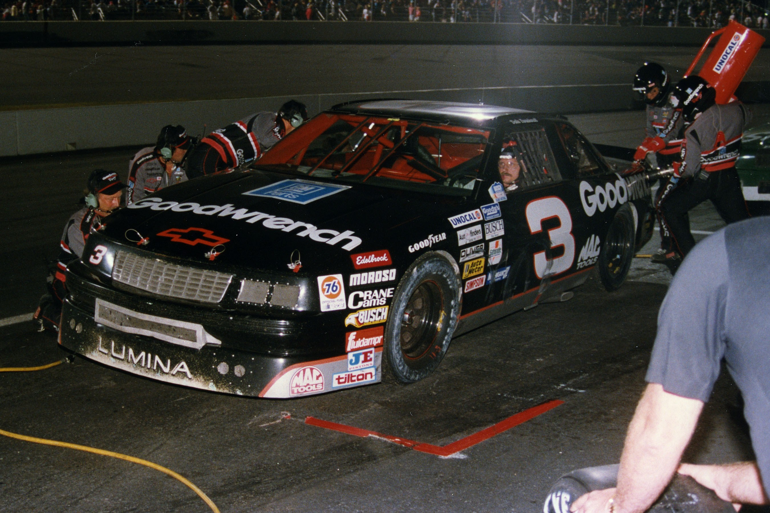 NASCAR Wins: By Car Number