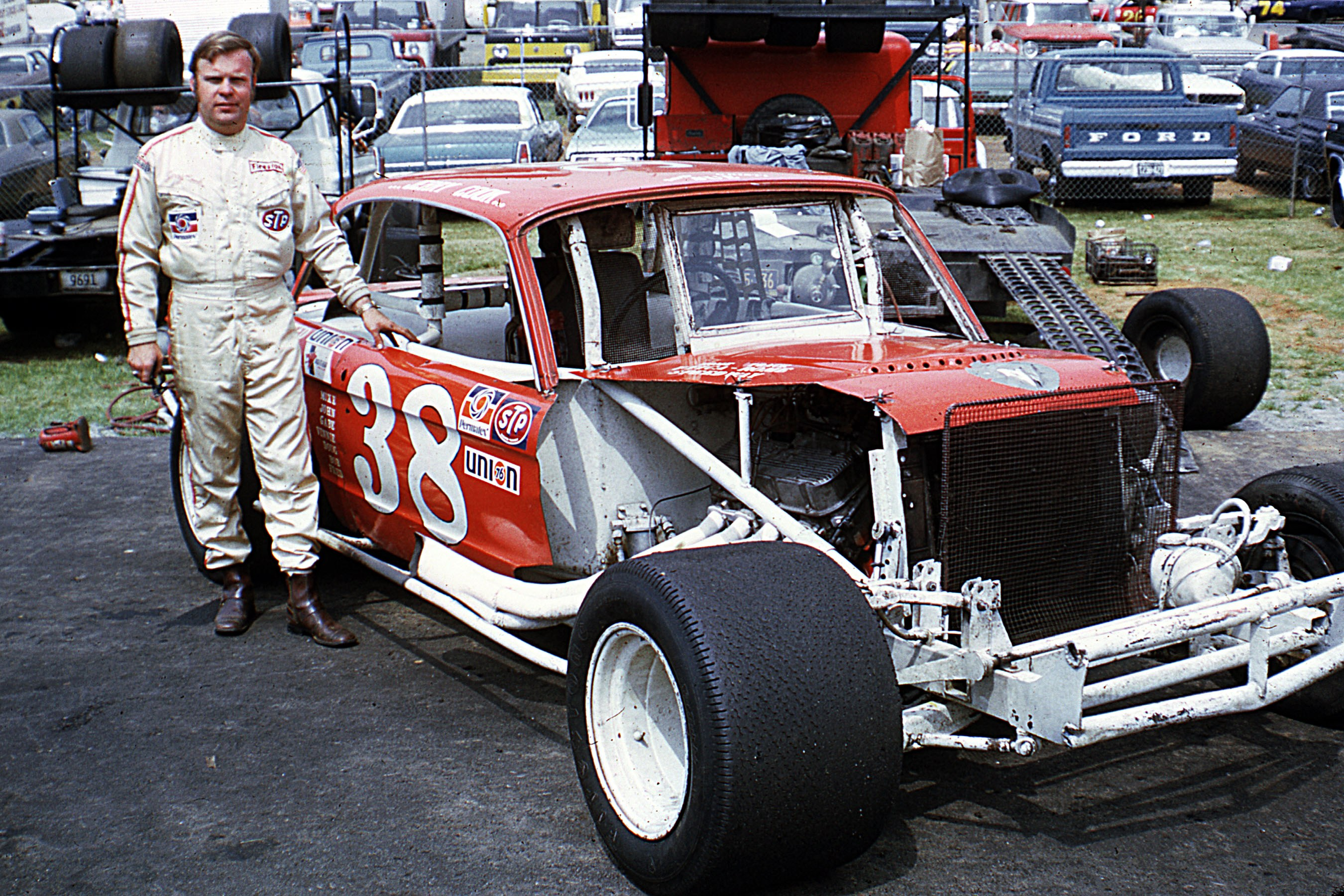 Modified Racers Became Hall of Famers